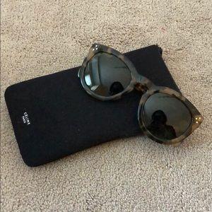 Celine Preppy 41801 Tortoise Sunglasses